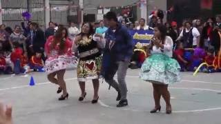 08 Concurso Playback Colegio ASSIRI 2016 - Muñequita Sally - El Baile del Pisao