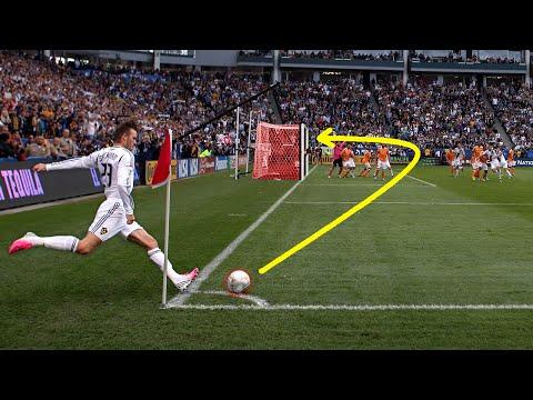 Cele mai tari goluri din corner
