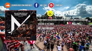 Gasolina vs The Jungle - Daddy Yankee vs Blasterjaxx vs Dimitri Vegas & Like Mike (Mr. Fabz Mashup)