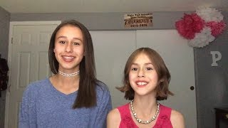 Why - Sabrina Carpenter - Cover by Brooklyn Noelle (age 16) & Presley Noelle (age 9)