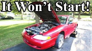 How to Start a Car That's Been Sitting for Years width=