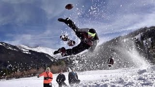 Snow Sports Battle | Dude Perfect