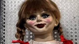 Annabelle lutka sa tri prsta!