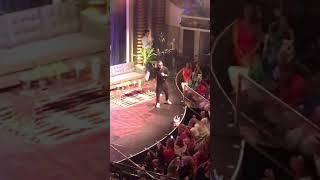 Donnie Wahlberg introducing Jonathan Knight - NKOTB Game Night. NKOTB Cruise X