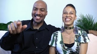 Positive Relationships 1-19-14 with Ayida and Lenon Honor