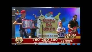 """TIAGO MAROTO """"Dá-me volta à cabecinha"""" em MOIMENTA da BEIRA na 5ª EXPODEMO Feira da Maçã - Contacto"""