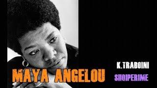 Traboini: MAYA  ANGELOU 🌹 Grua fenomenale /music Yakuro