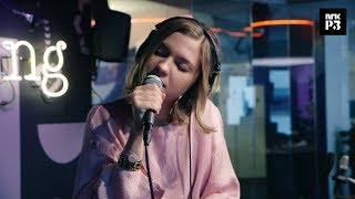 "P3 Live: Tove Styrke ""Mistakes"""