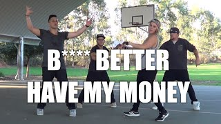 BITCH BETTER HAVE MY MONEY - Rihanna Dance Choreography | Jayden Rodrigues NeWest