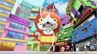Yo-Kai Watch Movie 3 Opening English Version