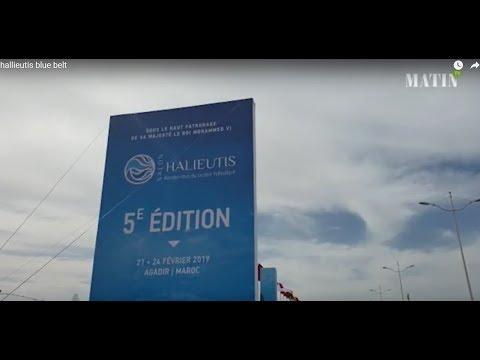 Video : Halieutis 2019 : 17 pays apportent leur soutien à l'Initiative Ceinture bleue
