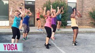 Janelle Monáe - Yoga ft. Jidenna (Dance Fitness with Jessica)
