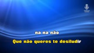 ♫ Karaoke DEIXA EU TE AMAR - Mylson