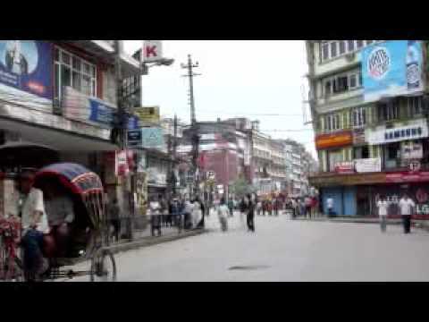 ネパール・ストライキ6日目のカトマンズ③(10.5.05)