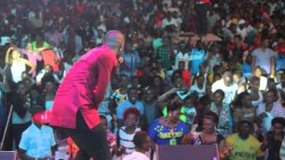 Eddy Kenzo Performing Zigido at FREEDOM CITY ARENA