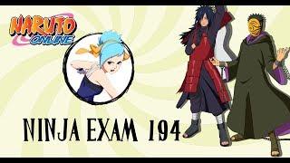 NARUTO ONLINE: Water Main | Ninja Exam 194