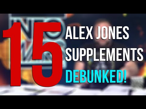 Debunks EP1: The Alex Jones Tax
