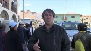 Entrevista Campaña de fumigación contra la UTA