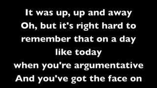 [HD] Mardy Bum - Arctic Monkeys - Lyrics