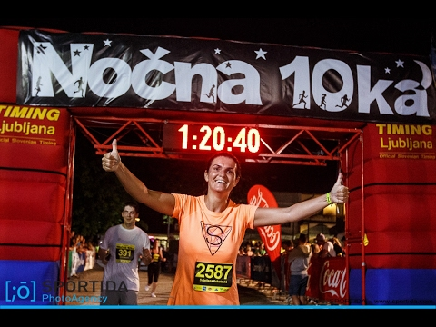 night 10k bled slovenia nocna 10ka