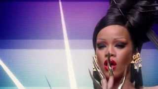 Coldplay ft Rihanna - Princess Of China (Matt Nevin Video Edit)