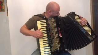 Despacito no acordeon/gaita/sanfona