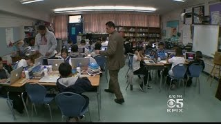 Bay Area Teacher Shortage Leads To Cash Incentives