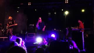 Octa Push - Bright Lights live @ Fusing2014