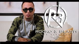 Rocko y Blasty - Mariposa (Video Oficial)