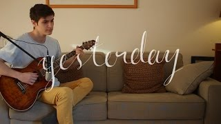 Yesterday-The Beatles (guitar cover)