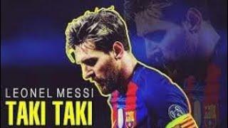 Lionel Messi || Taki Taki|| All Time el clasico speacial