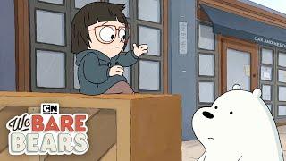 We Bare Bears | Chloe & Ice Bear Duet | Cartoon Network