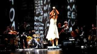 """Turnê Marisa Monte """"Verdade, Uma Ilusão - Trecho da música """"E.C.T"""""""
