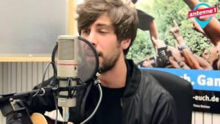 Max Giesinger - 80 Millionen - unplugged bei antenne 1
