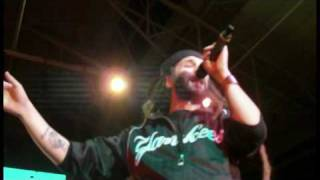 "Alborosie - "" Rastafari Anthem "" at Craneway Pavilion Richmond May 29-2010"
