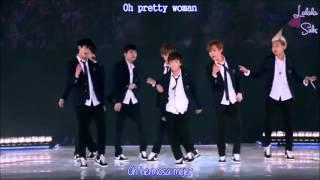 [LIVE] BTS- I LIKE IT (Sub Español- Rom- Han)