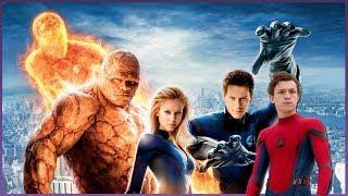 Homem Aranha já foi do quarteto fantastico nas HQs!