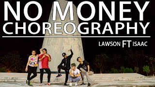 No Money - Galantis Choreography | Lawson and Isaac