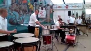 "Spielmannszug Königslutter - ""Drummerboys"" - Played A-Live"