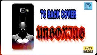 7C Back Cover | batman | Samsung Galaxy A5 2016 Edition| Unboxing | |