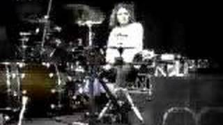 Def Leppard - Rick Allen playing Drums