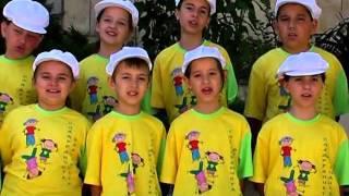 Сладуранчета врачанчета - С песен по света