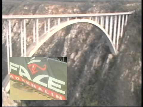 Chamorro Highest Bungy Jump the world in Bloukrans