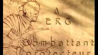 La Horde du Contrevent d'Alain Damasio (video promo du livre)