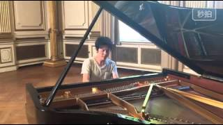 Yundi plays Chopin  Prelude  Op.28  No.8 in F Sharp Minor