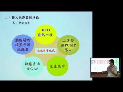 第三場節能案例分享-中華汽車工業股份有限公司楊梅廠
