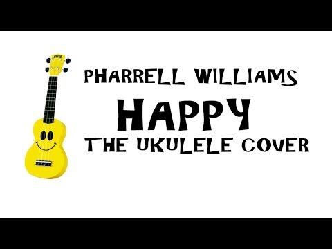 Pharrell Williams - Happy (Ukulele Cover) Chords - Chordify