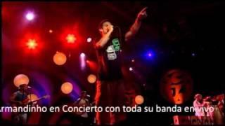 Armandinho - Pescador en vivo (21/10/ 2010 @ El Dragón de Barranco)