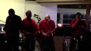 "The Moods (aka The Original Moods) - ""Blueberry Hill"" (live in Shiner, Texas - 12-31-2014)"