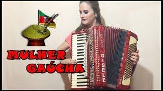 Mulher Gaúcha - Gisele Rissi